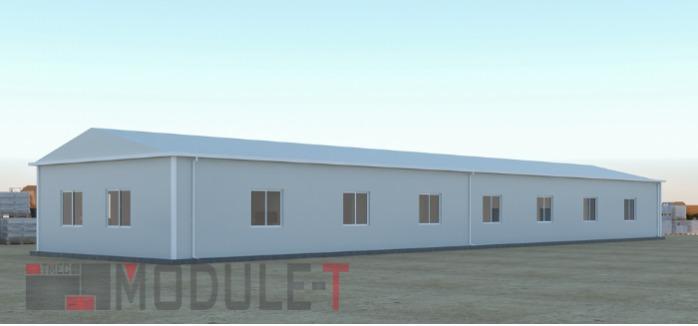 Prefabricated Classroom - Prefabricated Building