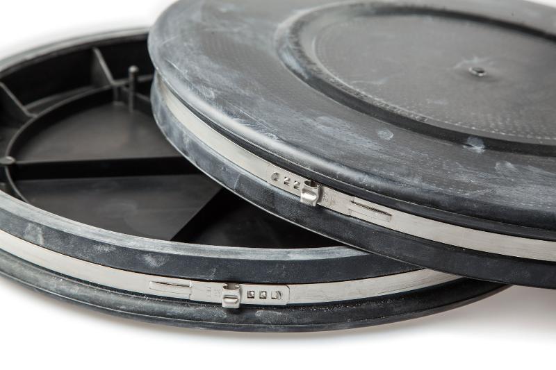"""Membran-Scheibenbelüfter 12"""" (327 mm) EPDM-HT - null"""