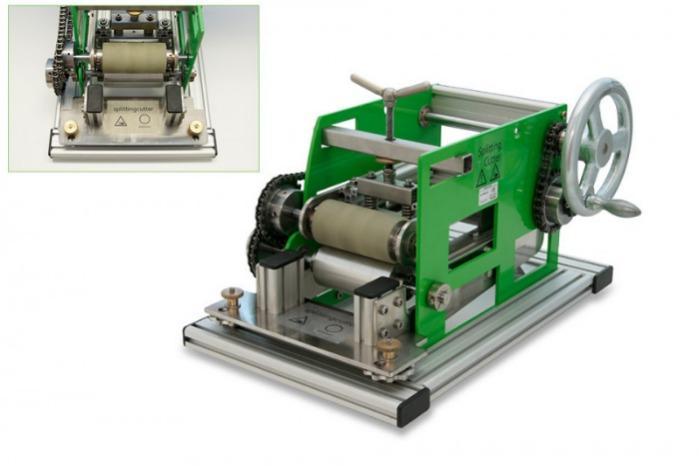 Splitting Cutter - Splitting Cutter - Normgerechte Kabelprobenvorbereitung zur Wärmedehnungsprüfung
