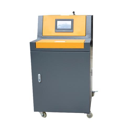 machine propre de convertisseur catalytique de carbone - VCS2000, effet de nettoyage visible, pot catalytique bouché, nettoyage du systèm