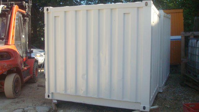 Container - Übersicht - Magazincontainer
