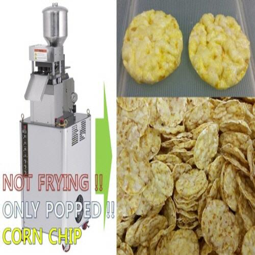 Máquina de galletas de arroz  - Máquina de Tortitas de arroz