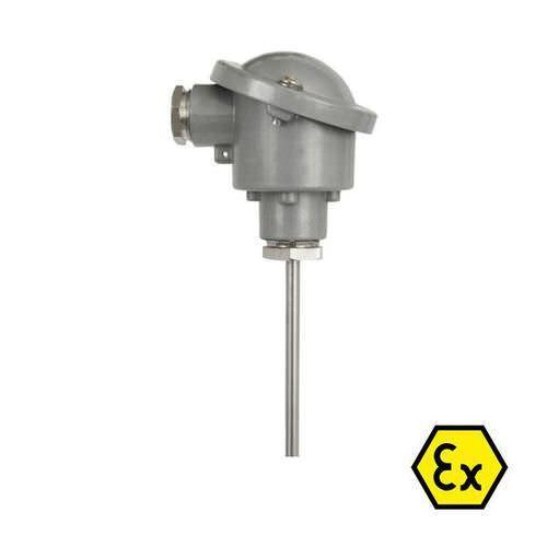 OPTITEMP TCA-P14 - Sensor de temperatura de termopar / push-in / a prueba de abrasión