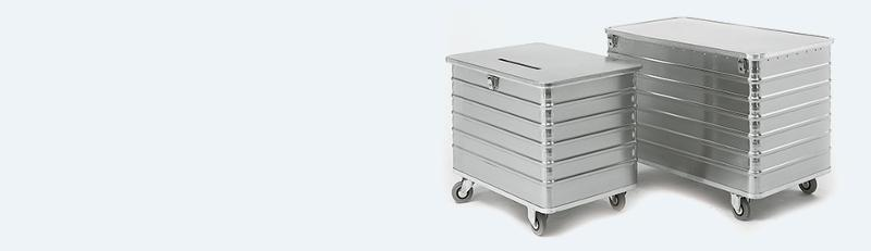 Data disposal containers - D 3009