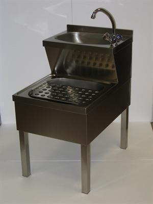 Handwasch-Ausgussbecken - TEC-4347004