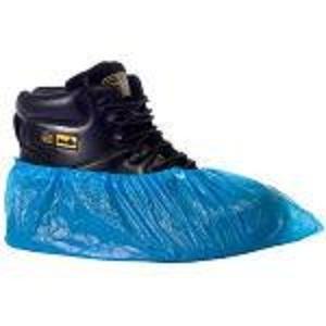 couvre-chaussure pe / plastique jetable -