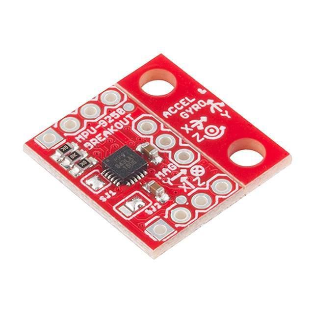 SPARKFUN IMU BREAKOUT - MPU-9250 - SparkFun Electronics SEN-13762