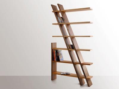 ETAGERE AUTOPORTANTE ONLYWOOD - Design contemporain pour particulier