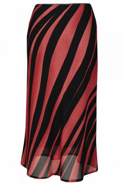 Spódnica Model FSP7715005 Red/Black - null