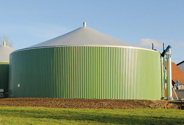 Coordinated Stirring Technology And Smooth Internal Walls - LIPP TANKS
