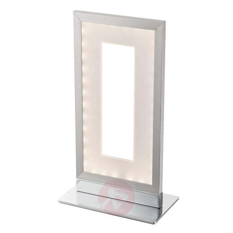 Timeless Fork LED table lamp - Window Sill Lights