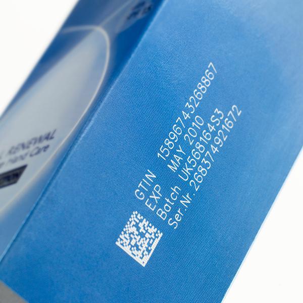 Astucci per cosmetici - Tutte le soluzioni per la codifica e marcatura, ispezione e controllo,...
