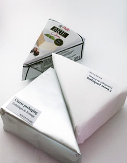 Нанофольга - Полимерная пленка «Умная бумага» с покрытием частицами алюминия