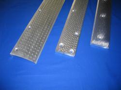 Aluminium-Tambourbeläge