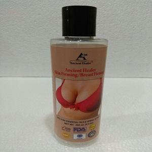 Ancient Healer skin firming oil 200ml - Breast enlargement skin firming massage oil