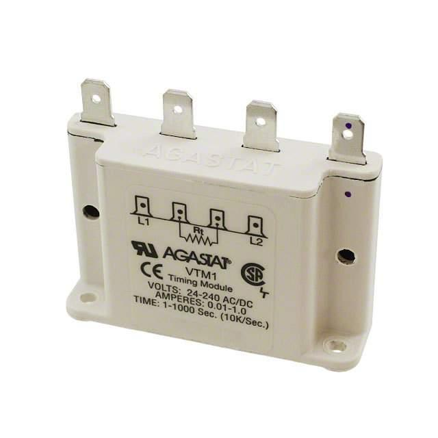 RELAY TIMING MOD 5A 24-240V - TE Connectivity Aerospace, Defense and Marine VTM-1