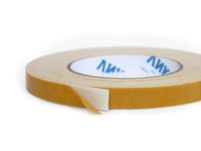 Double-sided adhesive tape - Tapes based on expanded polymeric support and with melt adhesives on both sides