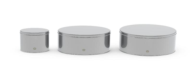Specialty Packaging - Oval Tins