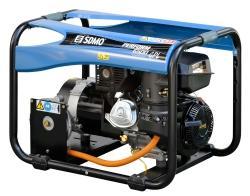 Groupes électrogènes - PERFORM 6500 GAZ