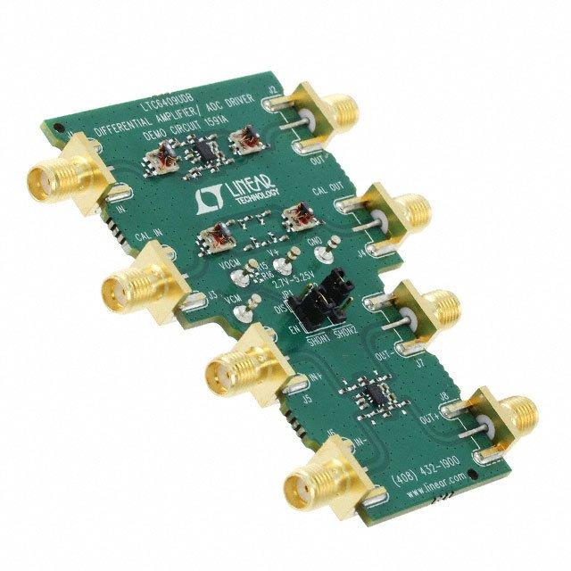 DEMO BRD FOR LTC6409 ADC - Linear Technology DC1591A