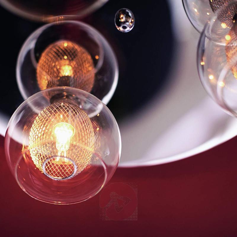 Three-bulb Coda ceiling light - Ceiling Lights
