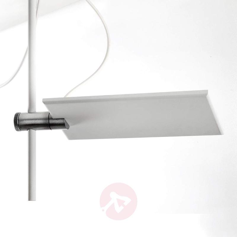 White GiuUp ceiling lamp with bright LEDs - Ceiling Lights
