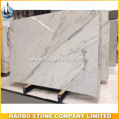 Statuario Marble Slab For Wall And Countertop - Worldwide Marble Slabs