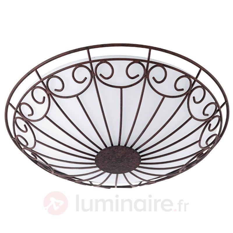 Plafonnier Colti de style antique - Plafonniers rustiques