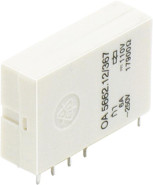 PCB relays - OA 5662.12