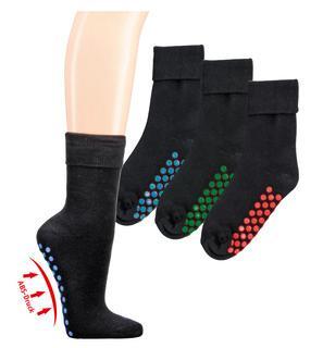 "ABS-Socken ""Hausfrauenfreunde"" - null"