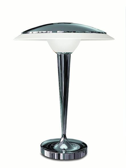 твердая бронзовая современная лампа - Модель 514