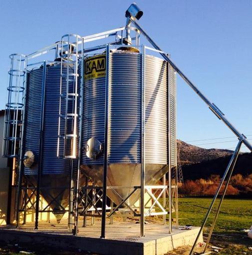 Ground Silos  - silos for warehousing and storage