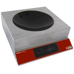 WOK INDUCTION PLATES/ TABLE-TOP - SINGLE-PHASE