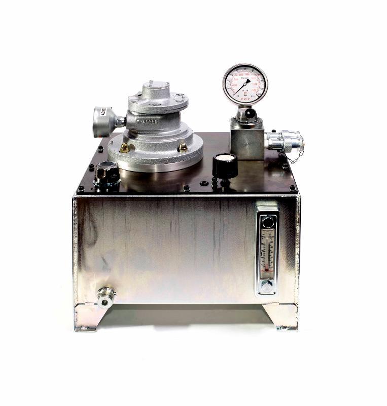 Pompes pneumatiques - FPT-MA