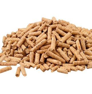Древесные пелены - Гранулы для котлов, печей и каминных печей
