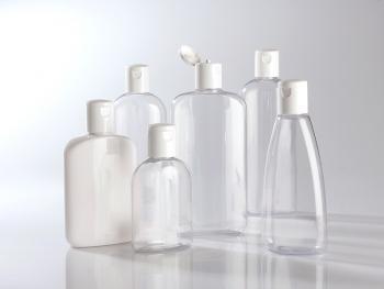 PET-Flaschen - null