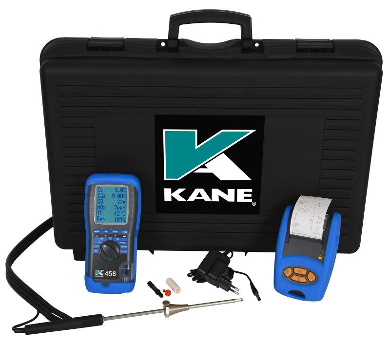 KANE458 - Analyseur de combustion