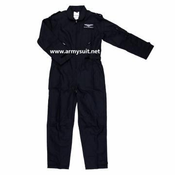 flight suit black - PGI-FS02