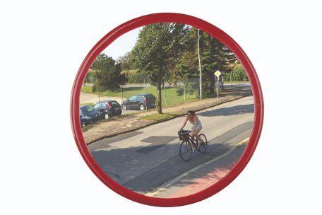 Miroir Routier Trixi Avec Chauffage Ø50 - Sécurité Routière