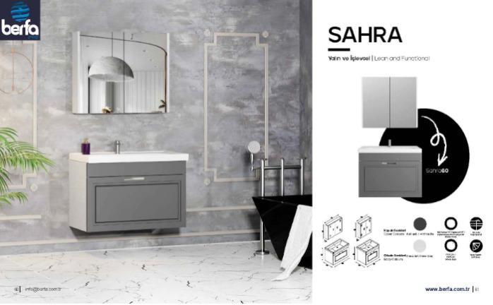 Bathroom Furtniture Sahra - Bathroom Furtniture