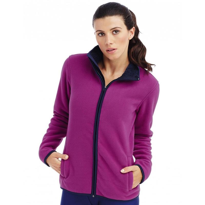 Gilet femme Active Teddy - Manches longues