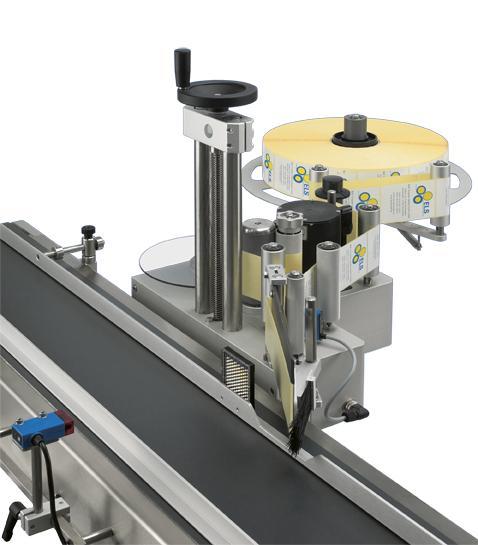 ELS 310 automatic Labeller - Sous-titre 7
