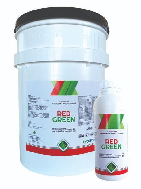 Red Green - Magnezyum Sülfat Çözeltisi
