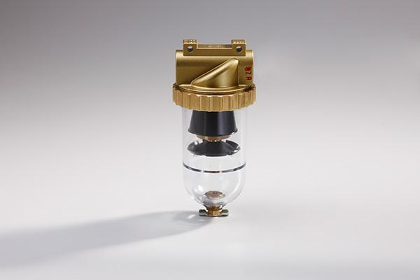 Vacuum and Ventilation Filter - Water Separator WA