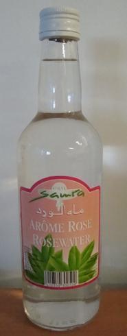 EAU DE ROSE ALIMENTAIRE