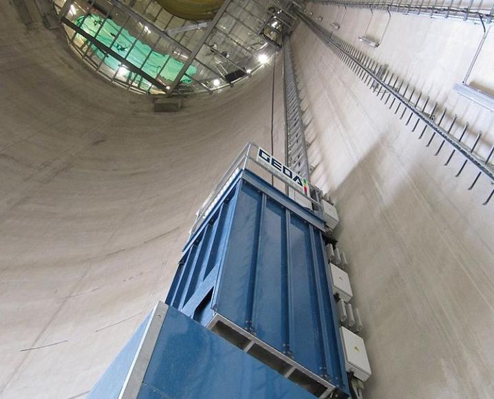 GEDA SH - GEDA SH - Industrial Elevators
