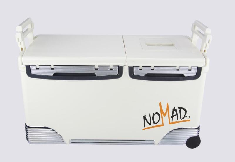 MD2448 - 48L NOMAD MEDICAL COLD CHAIN BOX WITH WHEELS