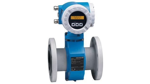 Proline Promag 50W Magnetisch-induktives Durchflussmessgerät -
