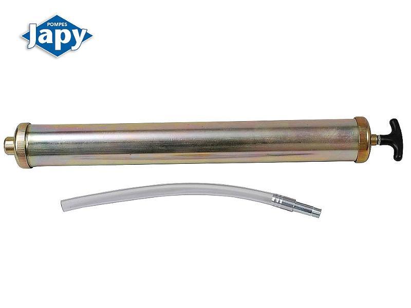 Steel syringe - ACCESSORIES - SYRINGE - OILCAN