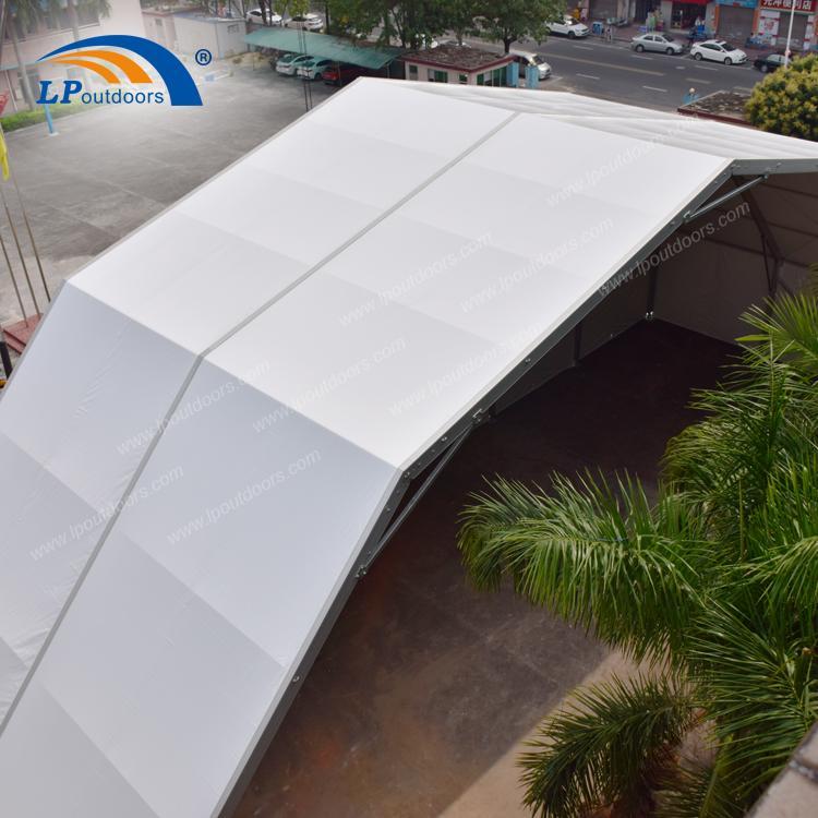 Carpas de estructuras de aluminio poligonal Industrial - Carpas de estructuras de aluminio poligonal Industrial,Almacén, gimnasio.